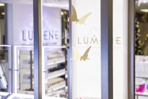 Lumene product display